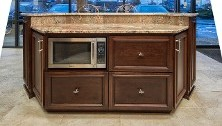 Island Kitchen Cabinets